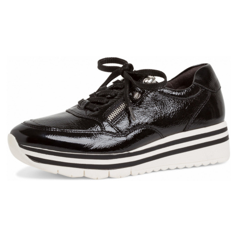 1-23707-26 Dámské boty 018 černá Tamaris