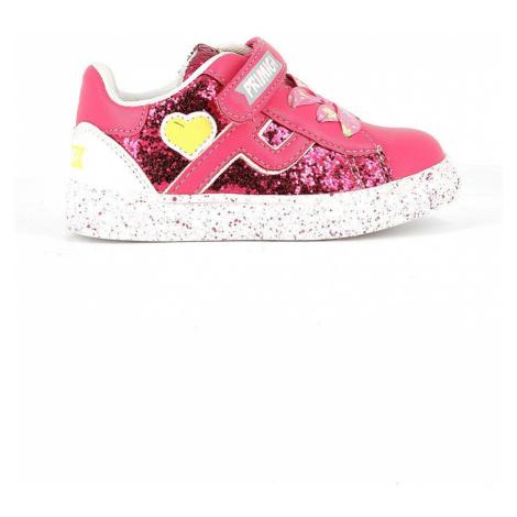 Primigi - Dětské semišové boty