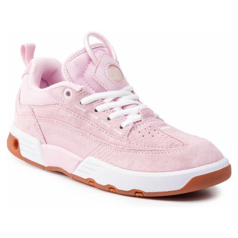Sneakersy DC - Legacy 98 Slim ADJS200022 Pink (Pnk)