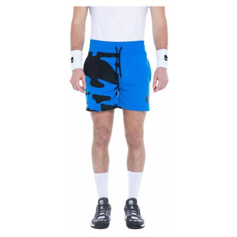 Pánské šortky Hydrogen Tech Camo Shorts Blue