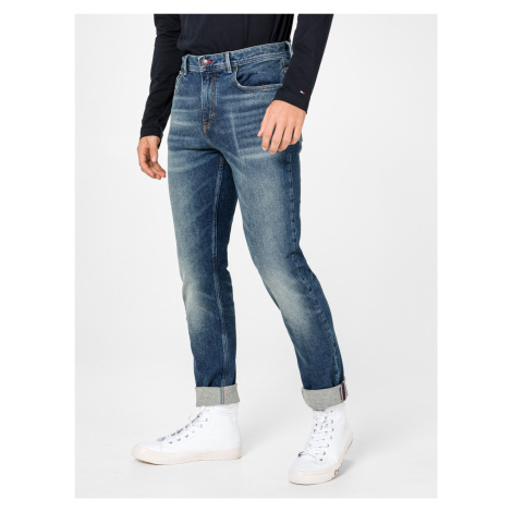 Houston Jeans Tommy Hilfiger Modrá