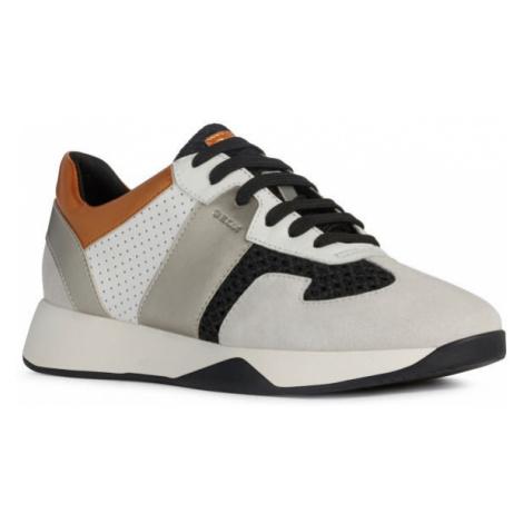 Geox D SUZZIE B šedá - Dámská volnočasová obuv