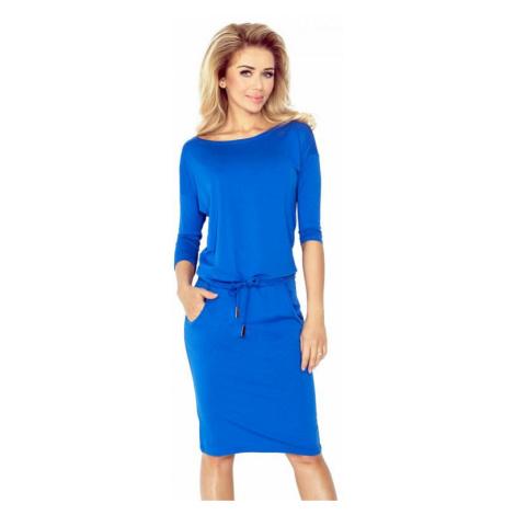 Dámské šaty Numoco 13-16   královská modrá