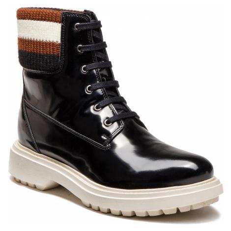f77a0f80dd7 -32 % Turistická obuv GEOX - A Asheely B D847AB 000BC C9999 Black