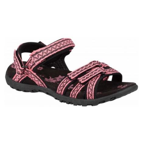 Loap JADE S světle růžová - Dětské sandály