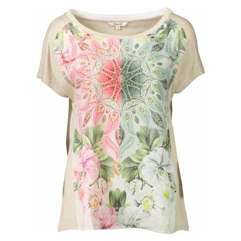 DESIGUAL tričko s krátkým rukávem