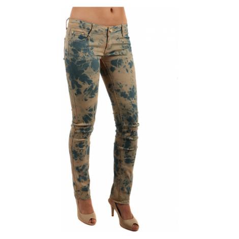 Dámské batikované kalhoty- i