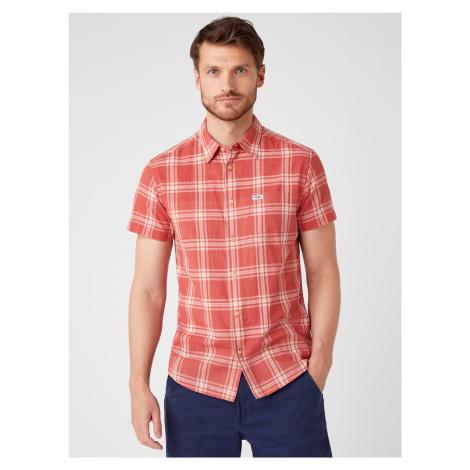 Košile Wrangler Červená
