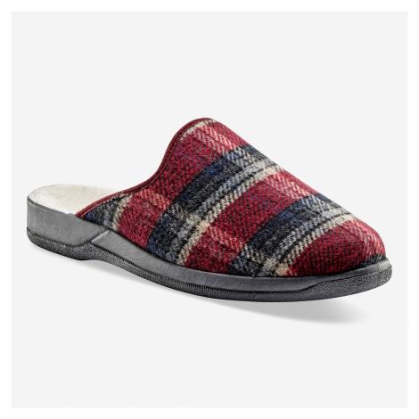 Blancheporte Klasické pantofle bordó