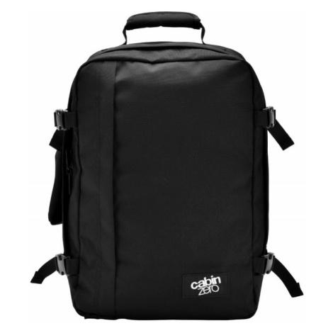 CabinZero Palubní batoh Medium Ultra-light Absolute Black 36 l