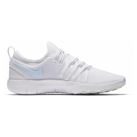 Dámské tréninkové boty Nike Free Tr 7 Reflect Bílá / Světle modrá