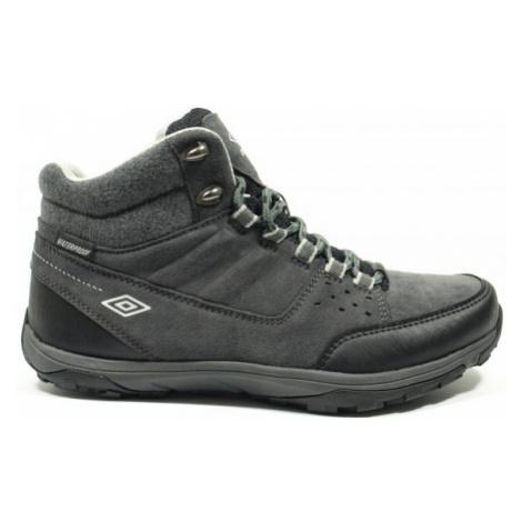 Umbro VALTO tmavě šedá - Dámská outdoorová obuv