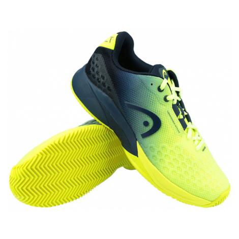 Pánská tenisová obuv Head Revolt Pro 3.0 Clay Yellow/Navy