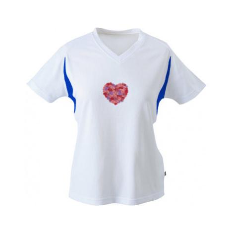 Funkční tričko dámské All you need is love