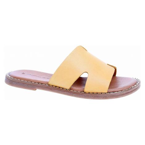 Dámské pantofle Tamaris 1-27135-24 sun