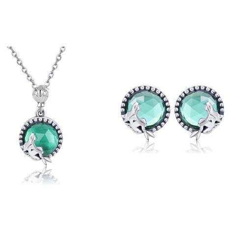 Linda's Jewelry Zvýhodněná sada šperků Mermaid IS004