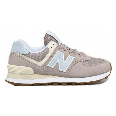 Dámská obuv New Balance WL574FLC Hnědá