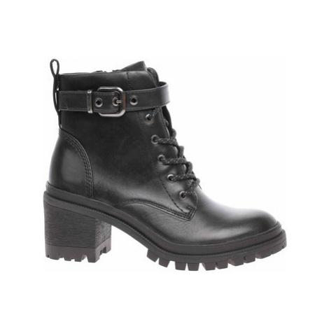 Tamaris dámská zimní obuv 1-25208-25 black Černá