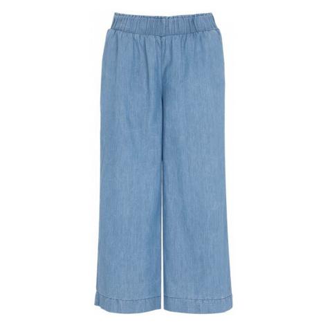 Džínová kalhotová sukně Cellbes