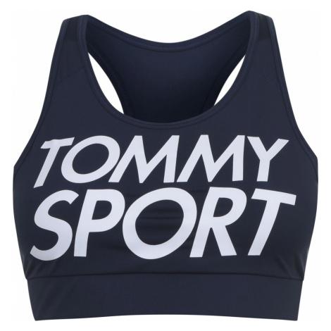 Tommy Sport Logo Sports Bra Tommy Hilfiger