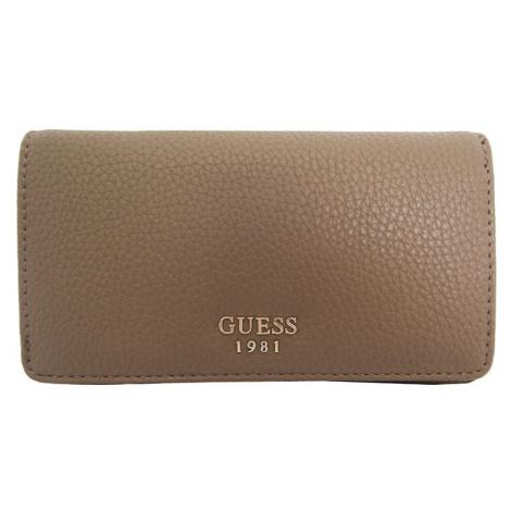 Hnědá peněženka-malá Guess