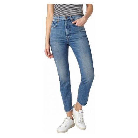 Pepe Jeans Pepe Jeans dámské světle modré džíny BETTY 82