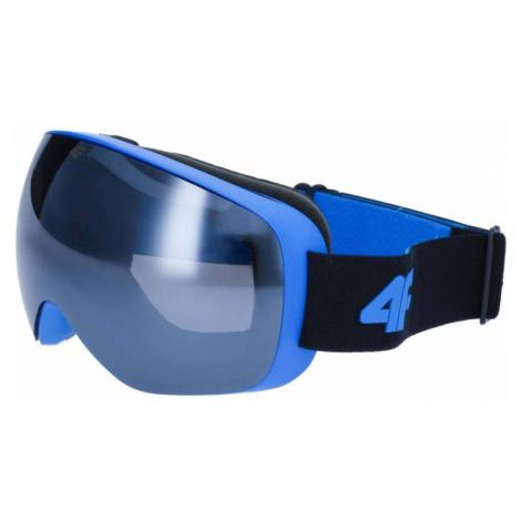 Pánské lyžařské brýle H4Z20-GGM060-33S BLUE 4F