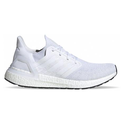 Adidas Ultraboost 20 bílé EF1042