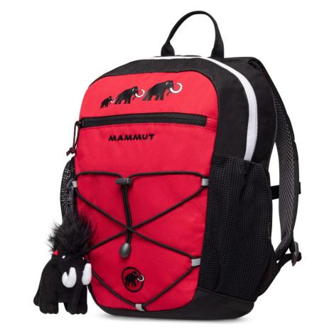 Batoh Mammut First Zip 16 l Barva: černá/červená