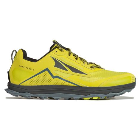 Běžecké boty Altra LONE PEAK 5 Żółty