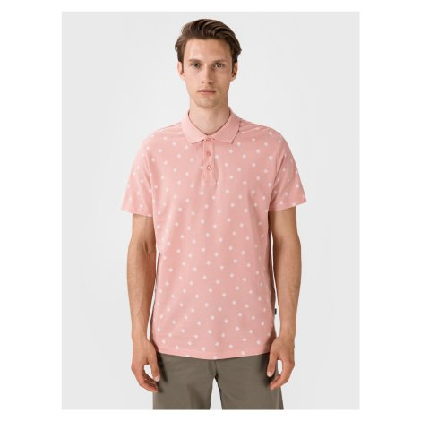 Tristan Polo triko Jack & Jones Růžová