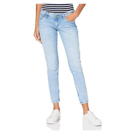 Pepe Jeans dámské světle modré džíny Cher