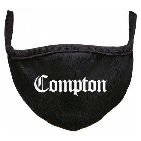 Compton Face Mask - black Urban Classics