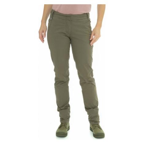Dámské kalhoty BUSHMAN MINIA zelená