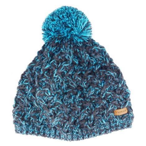 RELAX LAURA Zimní čepice RKH137D modrá XL