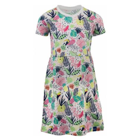 ALPINE PRO TAIMO - Dětské letní šaty