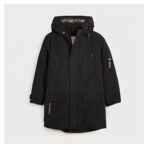 zimní chlapeká bunda Mayoral 7470 | černá