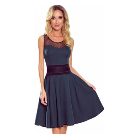 Dámské šaty Numoco 306-2 Rosita | zelená