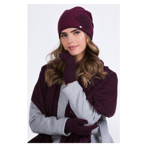 Kamea Woman's Hat K.20.001.14 Purple