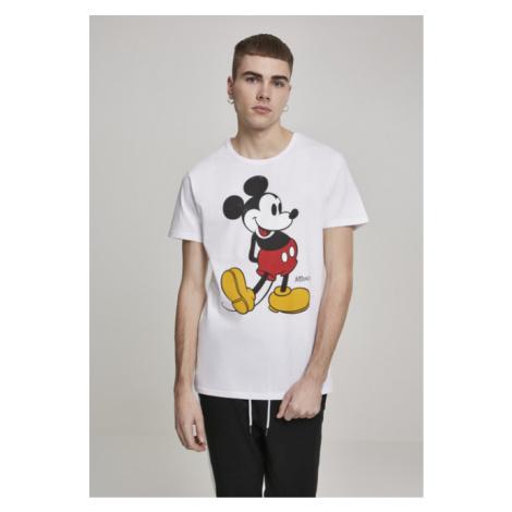 Mr. Tee Mickey Mouse Tee white