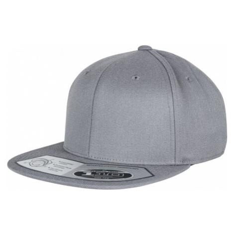 110 Fitted Snapback - grey Urban Classics