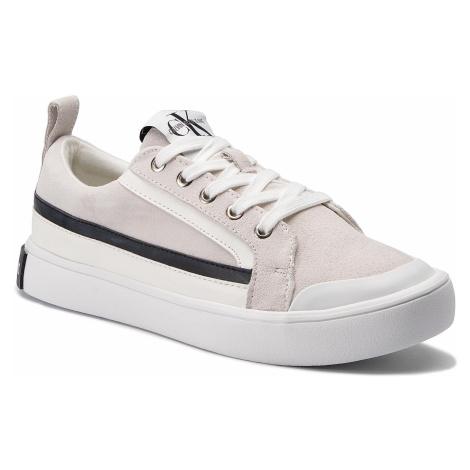 Sneakersy CALVIN KLEIN JEANS - Dino S0613 Bright White/White/Black