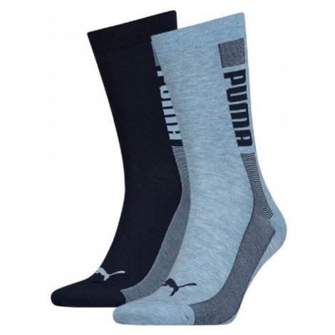 Puma SOCK 2P UNISEX PROMO černá - Unisex ponožky