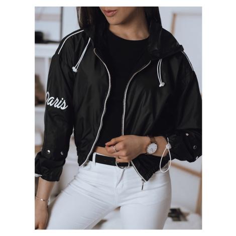 MARY black windbreaker jacket TY1823 DStreet