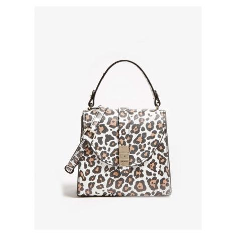 Guess dámská kabelka s leopardím vzorem