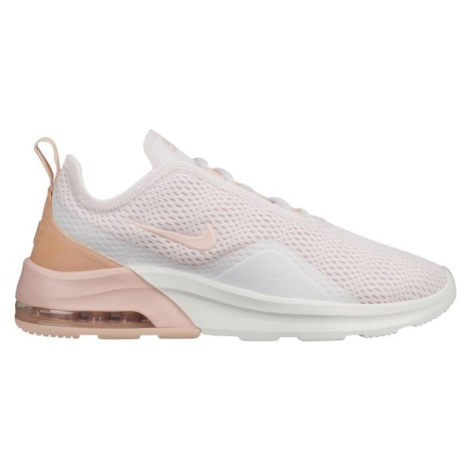 Nike AIR MAX MOTION 2 světle růžová - Dámská volnočasová obuv