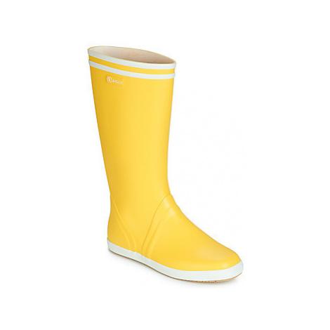 Aigle GOELAND Žlutá