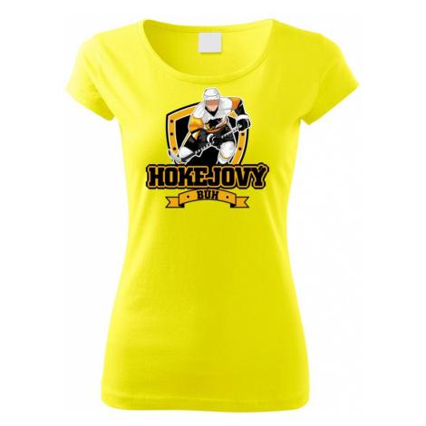 Hokejový bůh - Pure dámské triko