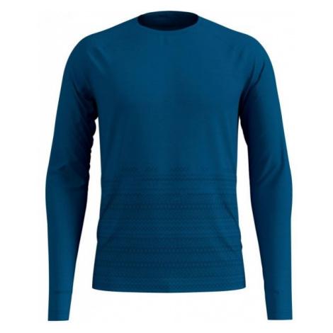 Odlo ALLIANCE modrá - Pánské tričko
