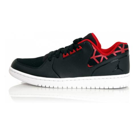 Air Jordan 1 Flight 3 Low Black Gym Red 723982-001